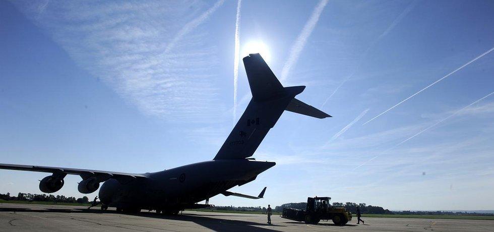 Regionální letiště, ilustrační foto