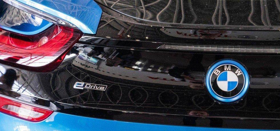 Elektromobil od BMW, ilustrační foto