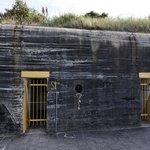 Zrenovovaný bunkr v nizozemském Zoutelandenu slouží jako muzeum