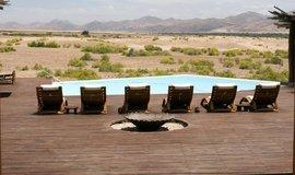 Má to háček. Desítky tisíc hektarů, zebry, antilopy, žirafy, gepardi v Namibii za hubičku. Co víc si můžete přát?