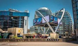 Londýnský technologický hub Silicon Roundabout, ilustrační foto