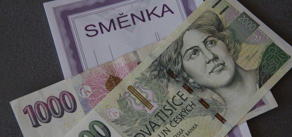 platnost a odkup směnky