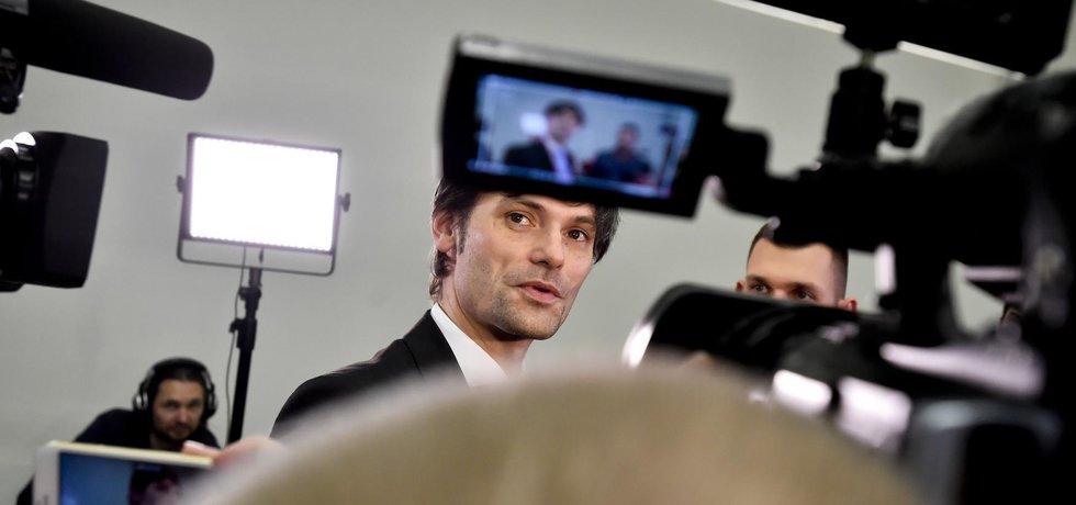 Prezidentský kandidát Marek Hilšer předčil očekávání