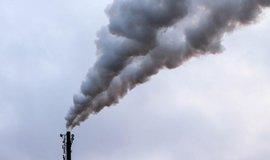 Skleníkové plyny - ilustrační foto