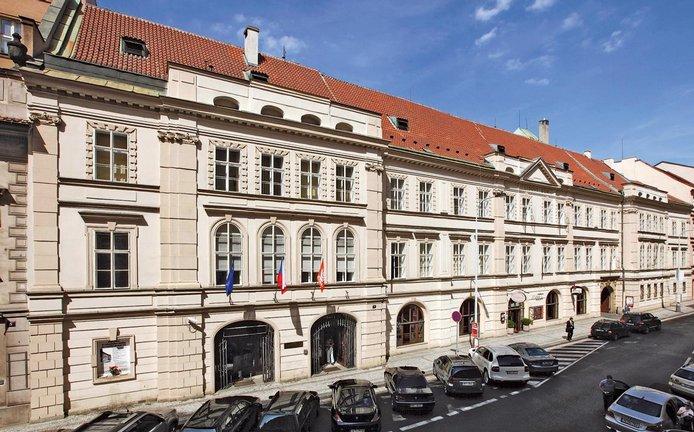 Lidový dům, sídlo ČSSD