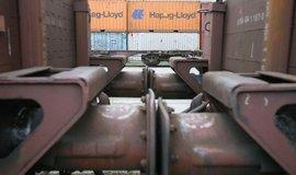 Nákladní vagóny, ilustrační foto