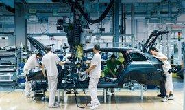 Výroba v závodě Škoda Auto v Kvasinách, ilustrační foto