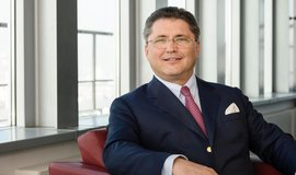 Šéf společnosti Porr Karl-Heinz Strauss