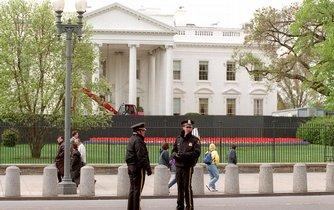 Bílý dům v americkém Washingtonu