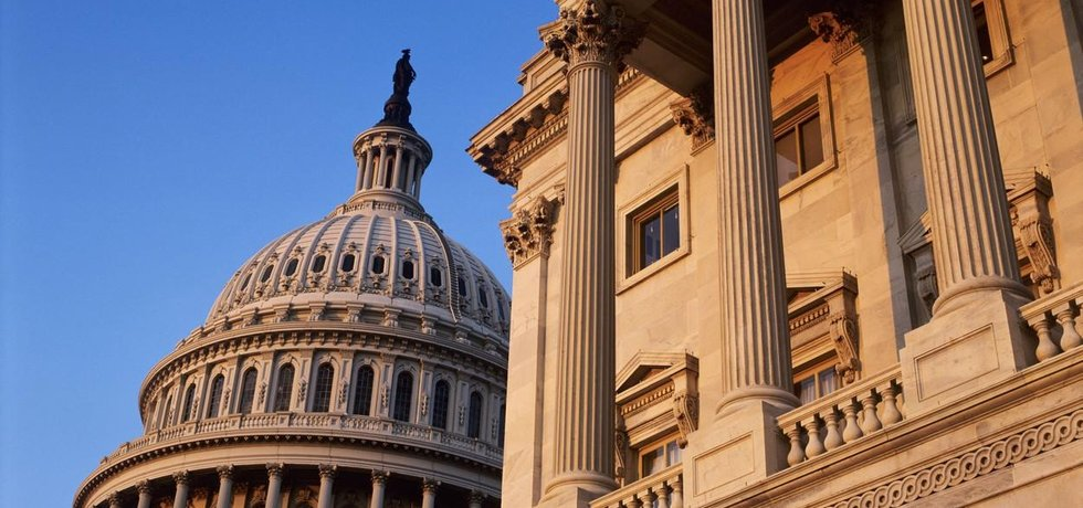 Kapitol, Washington DC