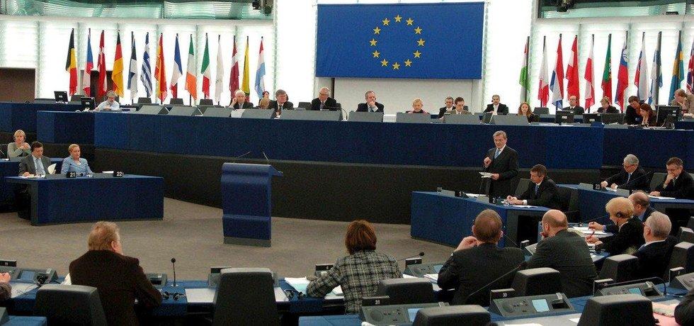 Europarlament, ilustrační foto