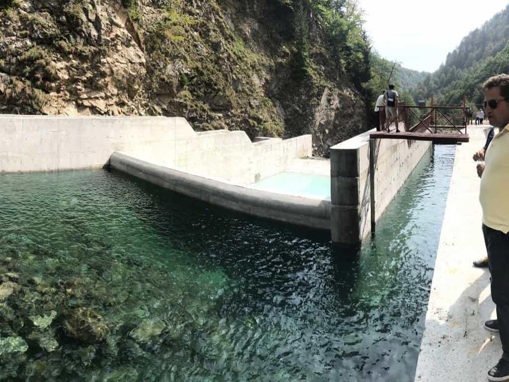 Vodní elektrárna Jonouli 1
