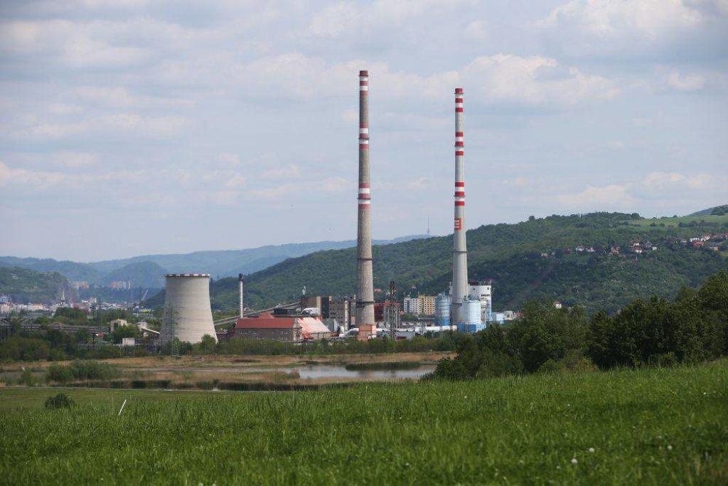 Teplárna Trmice  Vlastník ČEZ  Elektrický výkon 89 MW  Výhled: ČEZ chystá tendr na modernizaci elektrárny