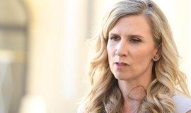 Kateřina Valachová na demisi z postu ministryně školství trvá