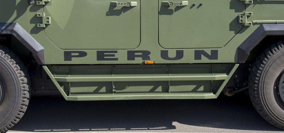 Obrněný vůz Perun