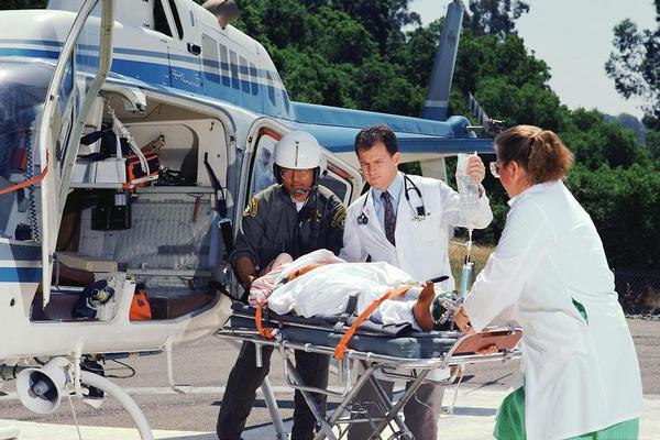 pohotovost, záchranka, vrtulník, helikoptéra