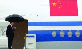 Čínský prezident Si Ťin-pching