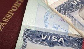 vízum, ilustrační foto