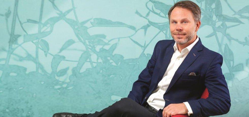 Martin Machoň, vlastník skupiny APS