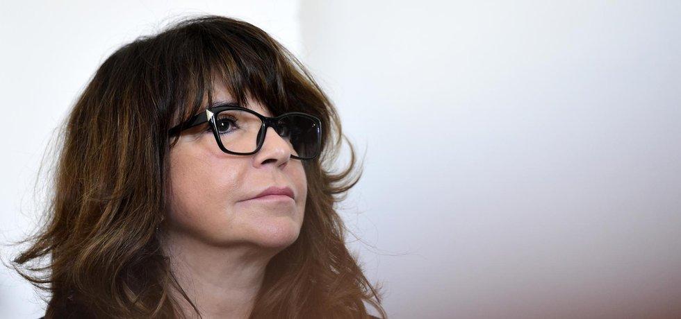 Hrad se Peroutkově vnučce Terezii Kaslové za prezidentova slova omluví