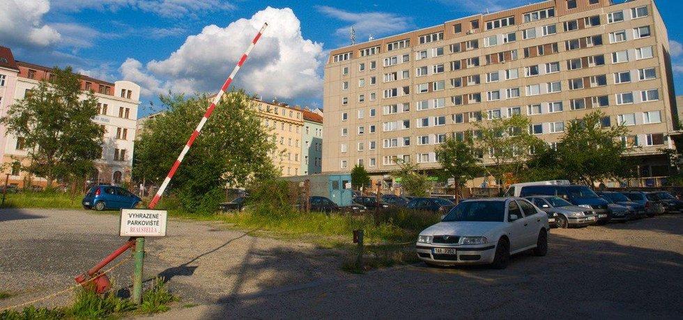 Praha chce zpět svá parkoviště