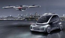 Koncepce létajícího auta od Toyoty