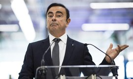 Šéf Nissan Motors Carlos Ghosn