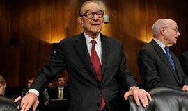 Bývalý šéf Fedu Alan Greenspan