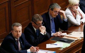 Služební zákon překáží ministrům v demisi, ilustrační foto