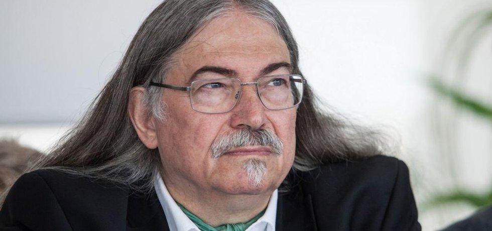 Šéf německé komise pro nakládání s jaderným odpadem Michael Sailer