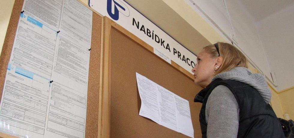 Úřad práce (ilustrační foto)