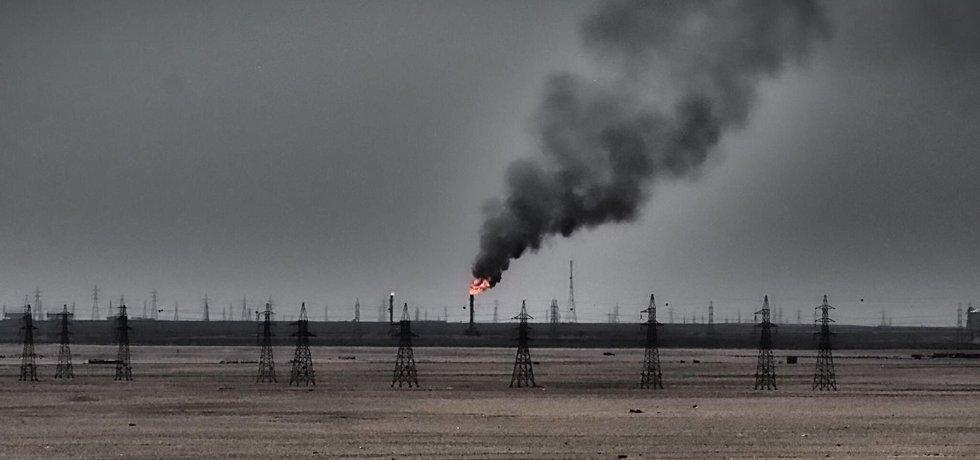 ropné pole