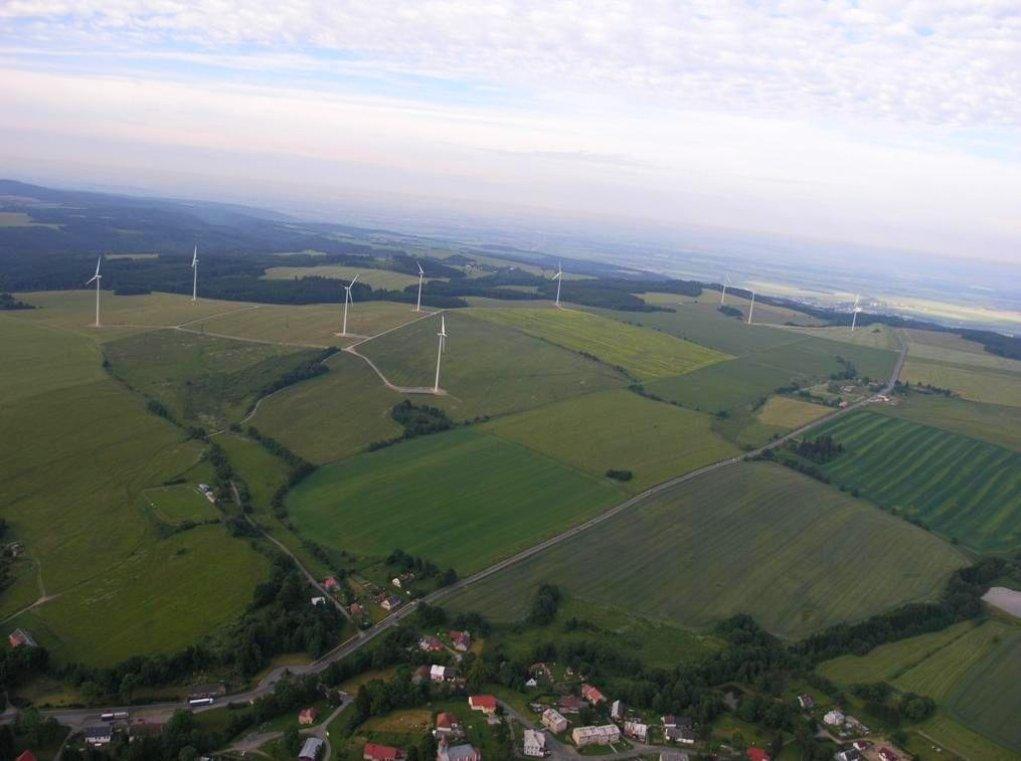 Větrná elektrárna Horní Loděnice