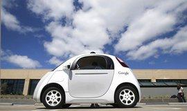 Autonomní vůz Google