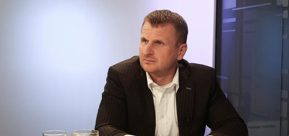 Pavol Krúpa v Euro TV