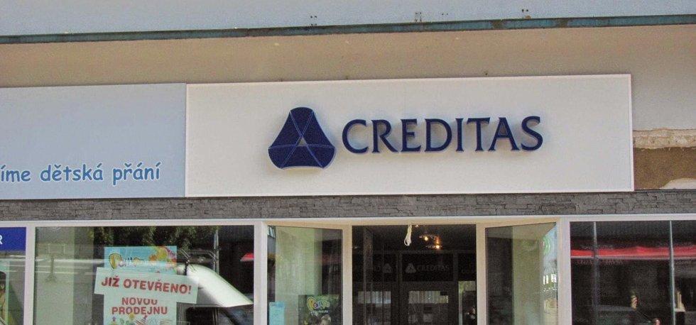 pobočka Creditas