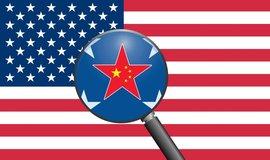 Čínská špionáž, ilustrace