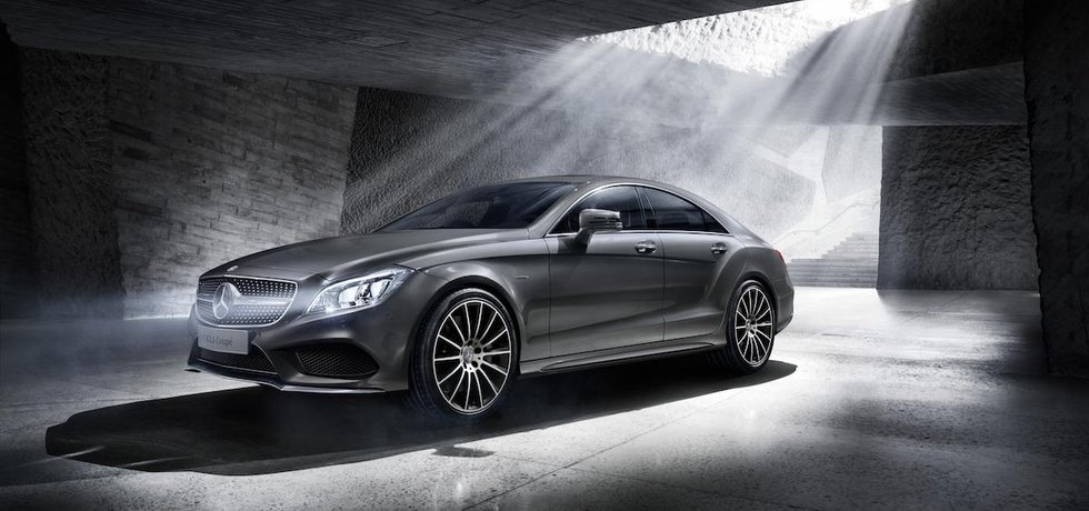 Mercedes-Benz CLS Final Edition