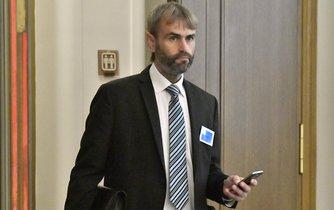 Bývalý ředitel Útvaru pro odhalování organizovaného zločinu (ÚOOZ) Robert Šlachta