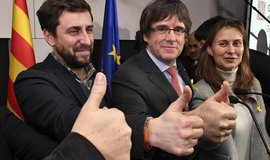 V Katalánsku zvítězili separatisté