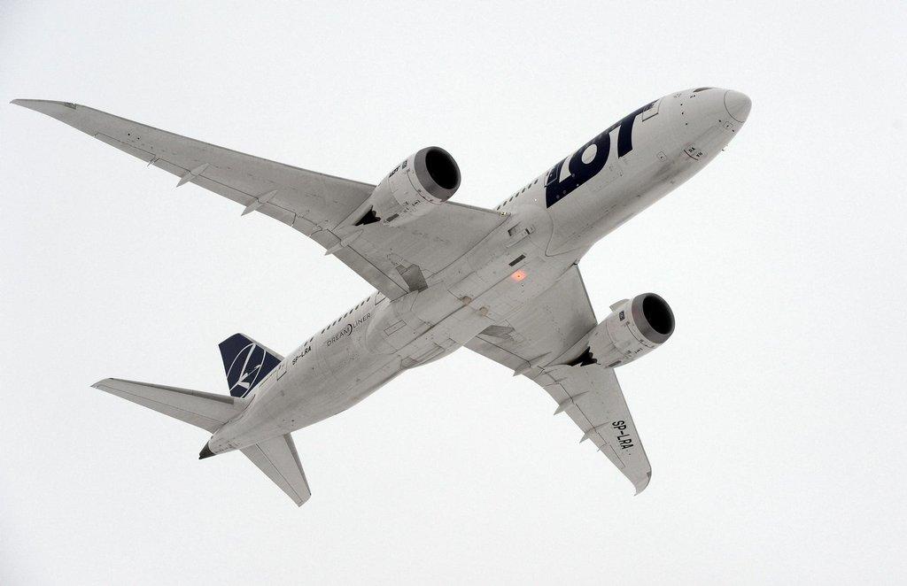 Boeing 787 Dreamliner (Foto: Profimedia)