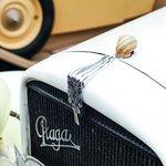 Kouzlo předválečných aut spočívá mimo jiné v pestrosti tvarů a konstrukcí jejich karoserií.