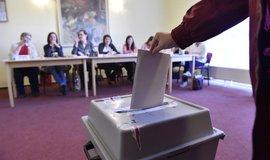 Komunální a senátní volby, ilustrační foto