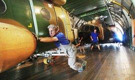 Stroj Mi-17, ilustrační foto
