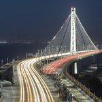 5. San Francisco-Oakland Bay Bridge, náhrada levé části (USA; 8,7 miliardy dolarů): Levá část mostu spojujícího San Francisco a Oakland byla nestabilní a nedostatečně odolná vůči seismickým aktivitám. Její nahrazení trvalo jedenáct let.