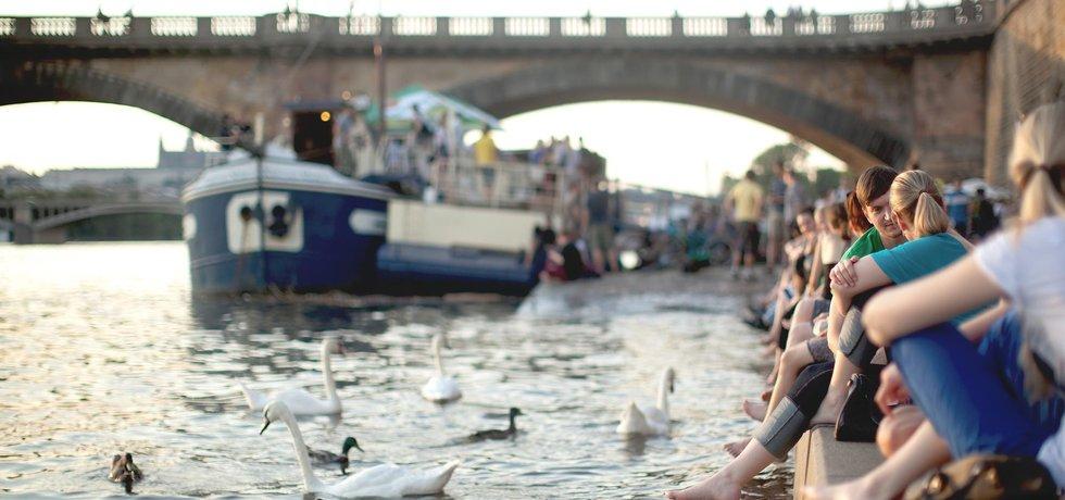 Víkendový průvodce Prahou. Zdroj: prague-up.com