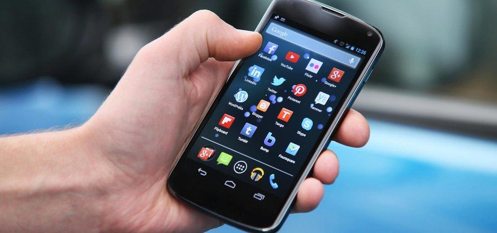 Smartphone (ilustrační foto)