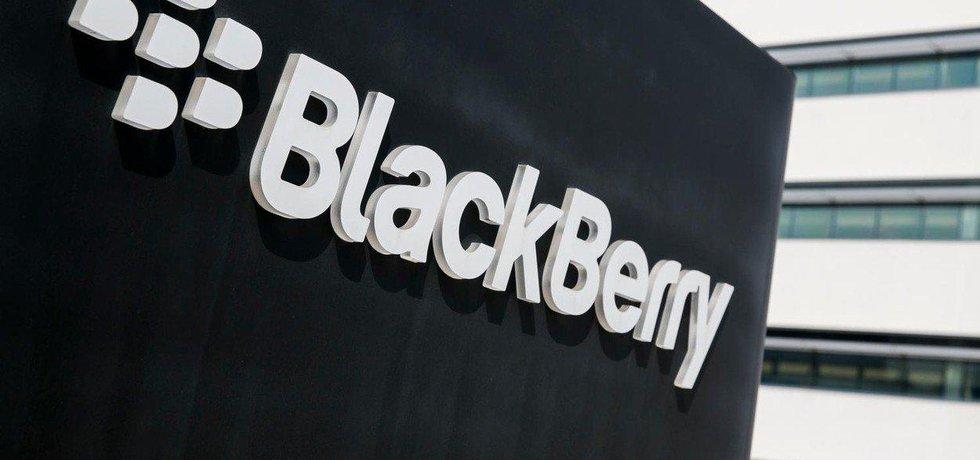 Kanadská společnost BlackBerry
