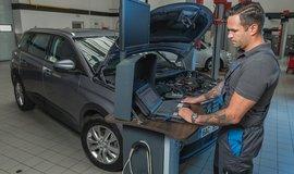 Každý vůz v programu Emil Frey Select projde pečlivou kontrolou v moderně vybaveném servisním zázemí.