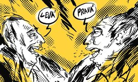 Ilustrace k eseji Čekání na krvavou revoluci
